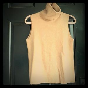 Zara sleeveless top NWT